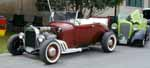 29 Ford Model A Hiboy Roadster