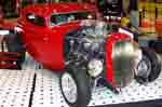 32 Ford Hiboy Chopped 3W Coupe