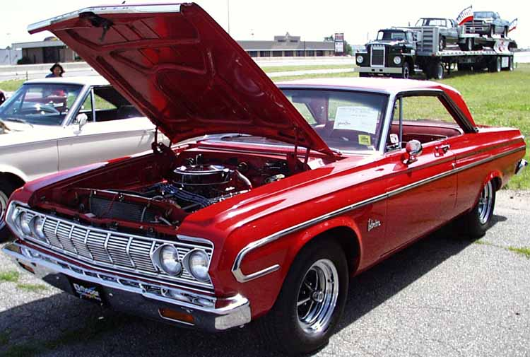 64 Plymouth Belvedere 2dr Hardtop