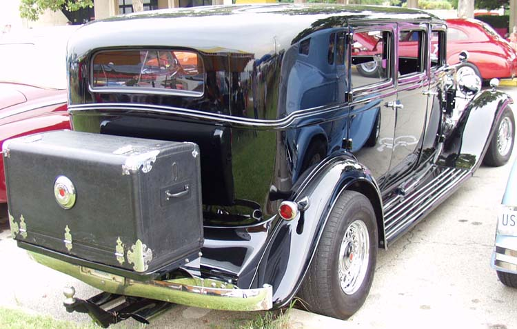 32 Packard Limo