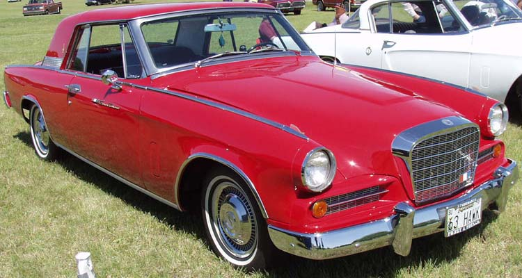 63 Studebaker Hawk GT Coupe