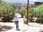 Lottie at Royal Gorge