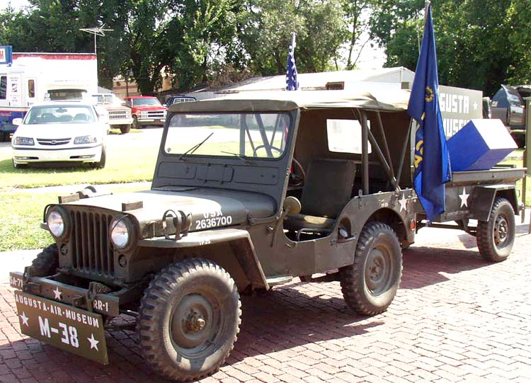 50 Willys VJ-3 Military Jeep