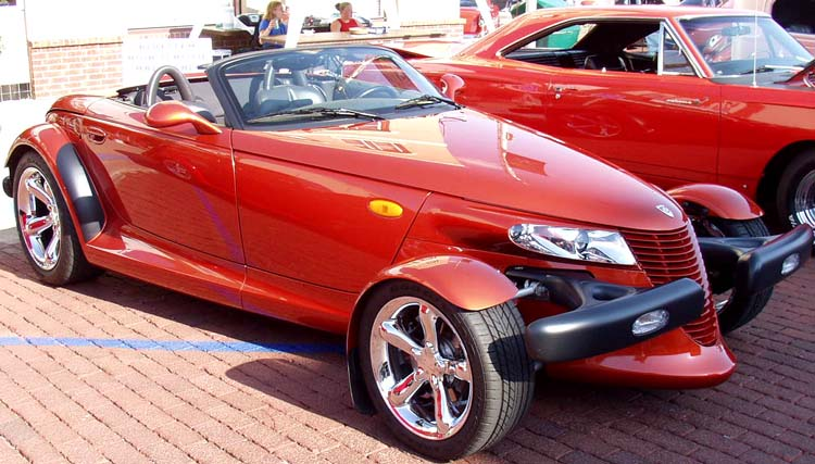 01 Plymouth Prowler Roadster