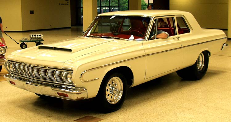 64 Plymouth Belvedere Coupe