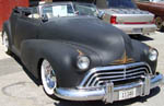 47 Oldsmobile Chopped Convertible
