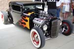 30 Ford Model A Loboy Chopped Coupe