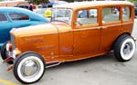 32 Ford Hiboy ForDor Sedan