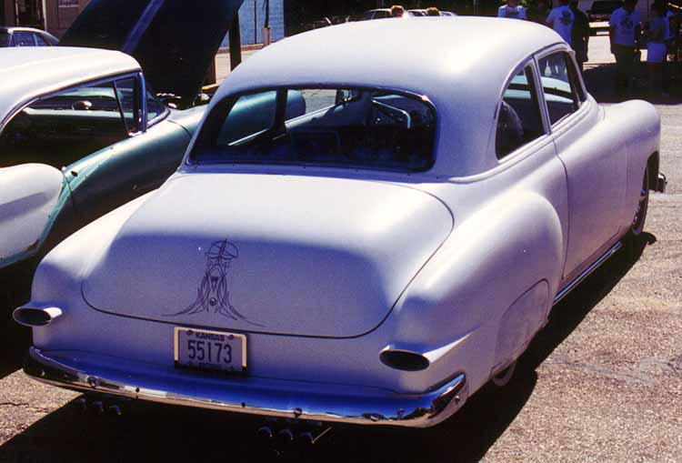 50 Chevy 2dr Sedan