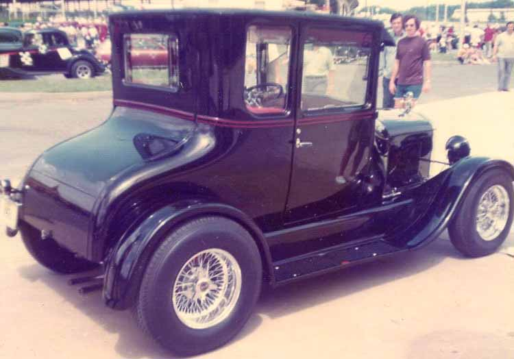 26 Ford Model T Coupe